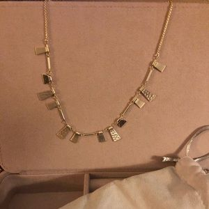 Gold Lynne necklace